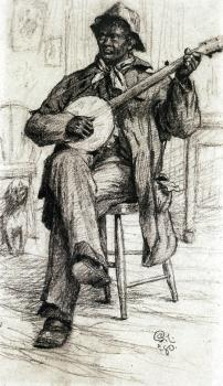 Charles Ethan Porter Banjo Player
