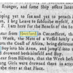 Massachusetts Gazette and Boston Newsletter, Jan. 7 1762