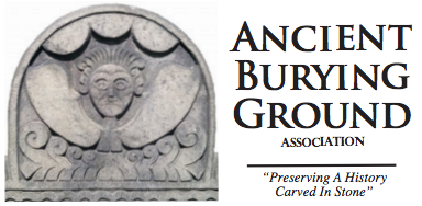 Logo for Hartford's Ancient Burying Ground Association